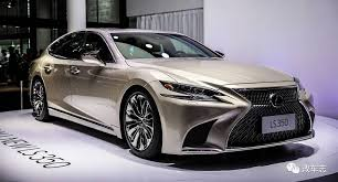 lexus ls v6 powered lexus ls 350 debuts at china auto lexus enthusiast