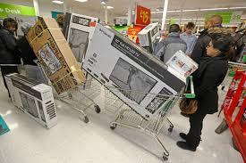 best black friday tv deals 40 black friday 2014 shoppers return 30 of goods from spending spree
