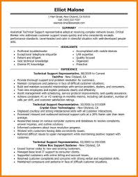 Resume Template It Technical Resume Templates Top Information Technology Resume
