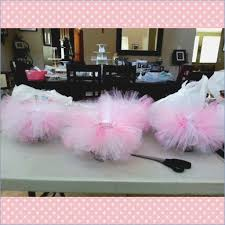 dollar store baby shower tutu centerpieces for baby shower cairnstravel info