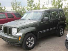 silver jeep liberty 2008 2008 jeep liberty dark green gary hanna auctions