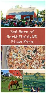 red barn pizza farm in minnesota dining with alice