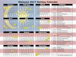 Kalender 2018 Hari Raya Puasa Malaysia 2017 2018 Calendar