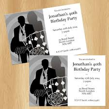 casino birthday invitations alanarasbach com
