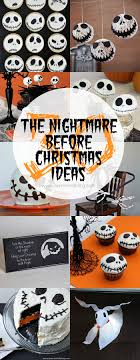 the nightmare before ideas 30 crafts and recipes