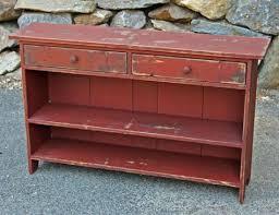 best 25 primitive painted furniture ideas on pinterest