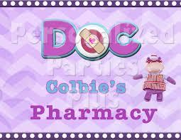 doc mcstuffins party doc mcstuffins party signs
