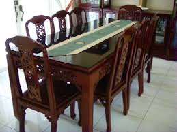 used dining room sets ebay used dining table and chairs projects design used dining room