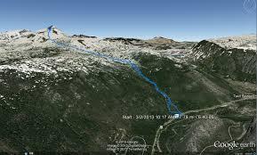 Desolation Wilderness Map Mountain Hiker Trip Report