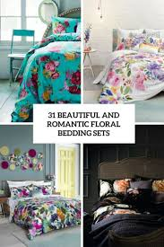Beautiful Bedroom Sets by 31 Beautiful And Romantic Floral Bedding Sets Interior Designs