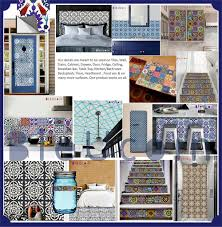 backsplash wall decals portuguese style tile wall decals ultra attractive vinyl