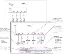 one line riser diagram volts electrical design software