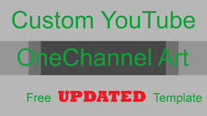 youtube channel layout 2015 youtube channel art updated youtube one channel psd template new