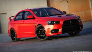 mitsubishi evo 8 modified mitsubishi lancer evolution a car that can dominate just about