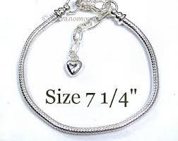 european snake chain bracelet images European bracelet etsy jpg
