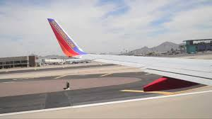 Southwest Flight Tickets by Take Off From Phoenix Skyharbor International Airport Southwest