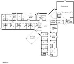 senior housing floor plans floor assisted living floor plans on floor for senior housing