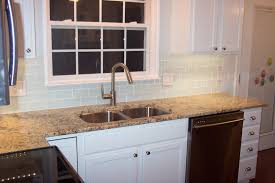 Kitchen Backsplash With White Cabinets by Home Design Backsplash Ideas Cream Cabinets Corian Countertops
