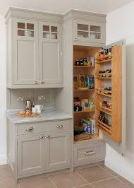how to maximize cabinet space turn your traditional kitchen cabinet into a built in