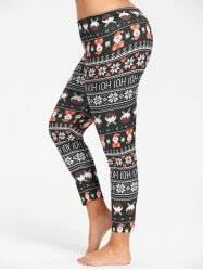 Plus Size Mermaid Leggings Size Pattern Leggings Cheap Shop Fashion Style With Free Shipping
