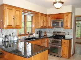 painted kitchen cabinets with granite countertops u2013 quicua com