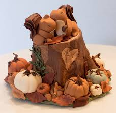 squirrel cake topper woodland squirrel birthday edible cake decorations birthday wikii