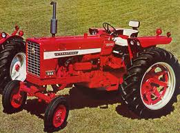 tractor of the week 35 ih farmall 544 post your photos and