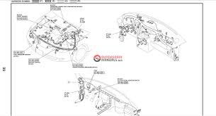 mazda 6 abs wiring diagram linkinx com