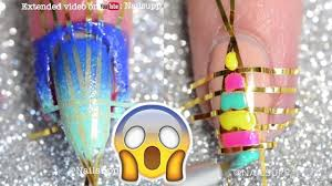new nail art 2017 the best nail art designs compilation july