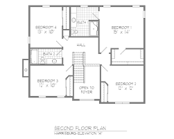 center colonial house plans center colonial floor plan apartments inside interior