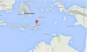 Palau Map Sciency Thoughts Magnitude 6 3 Earthquake Beneath Palau Alor