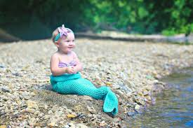 Infant Mermaid Halloween Costume Mermaid 12 24 Months Mermaid Tail Baby Alittleladyandme