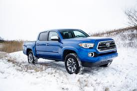 Toyota Tacoma Double Cab Roof Rack by 2016 Toyota Tacoma Reviews And Rating Motor Trend