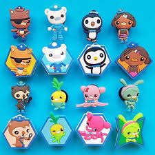 octonauts cake toppers cupcakes multi colour cake toppers ebay