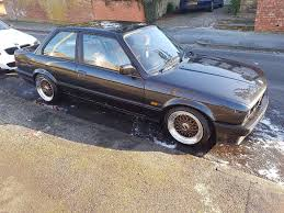 1989 bmw 320i e30 new mot manual 2 door coupe leather