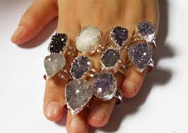 crystal stone rings images Crystal stones rings images jpg