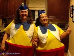 Tweedle Dee Tweedle Dum Halloween Costumes Dee Tweedle Dum Costumes