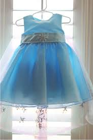 frozen dress for halloween diy frozen elsa dress baby edition free tutorial kiki u0026 company