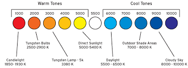 what is tungsten light understanding light lights color and clarity preparing your titles