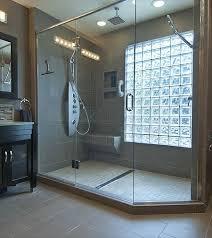 glass block bathroom designs glass block window for shower decoration ideas endearing white