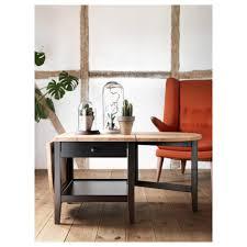 coffee tables mesmerizing ikea coffee table vejmon black brown