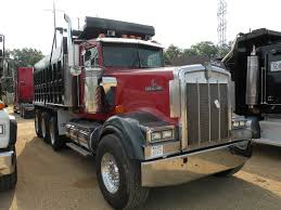 used kenworth w900 dump trucks sale 1993 kenworth w900l tri axle dump