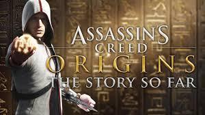 The Story So Far Flag Assassin U0027s Creed Origins The Story So Far Youtube