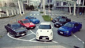 nissan skyline in japan automobile cars japan nissan gtr gtr r32 r35 gt r skyline r34
