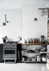 kitchens without cabinets kitchens without upper cabinets should you go without