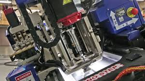 automated aircraft drilling u0026 fastener insertion with fanuc 31i a5