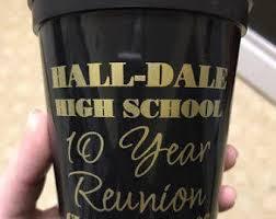 favors for class reunions reunion favors etsy
