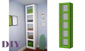 Craft Storage Cabinet Ana White Craft Room Storage Tower Diy Projects