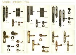 Exterior Door Lockset Types Of Exterior Door Locks Front Door Lock Types Different Types