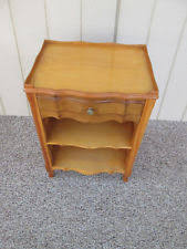 maple american nightstand antique furniture ebay